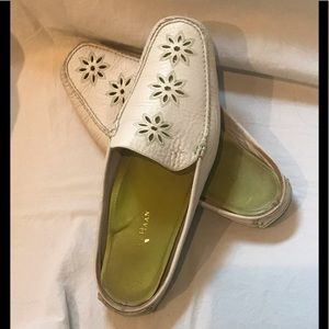 Cole Haan flat mules